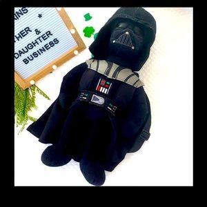 Death Vader Mini Bookbag rare plush
